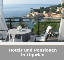 Hotels, Pensionen und B&B in Ligurien