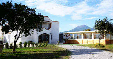 Hotels, Pensionen und B&B in Pompeji