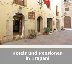 Hotels und Pensionen in Trapani