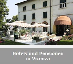 Hotels, Pensionen und B&B in Vicenza